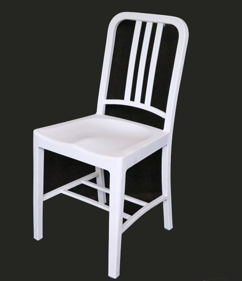 White Chair for Food and Beverage Client