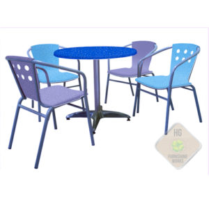 Fibreglass Cafe Furniture